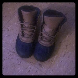 Winter Nike boots